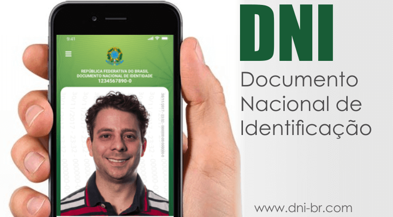 DNI Documento Nacional de Identificação